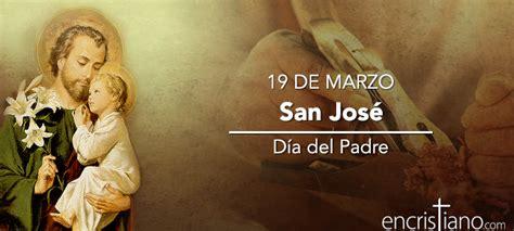 San José   Día del Padre   encristiano.com