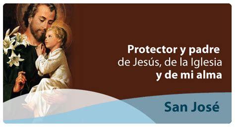San José, Esposo de la Santísima Virgen María, Padre ...