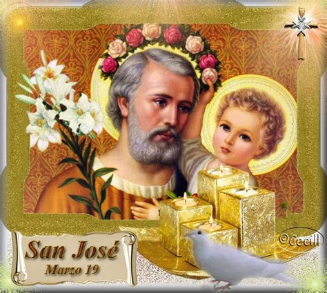 San José: Marzo: mes de San José