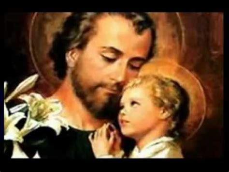 San José, Padre Putativo de Jesús, Esposo de la Virgen ...