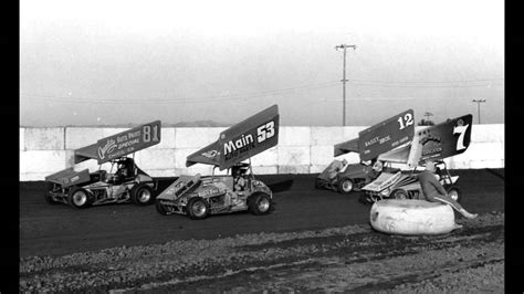 San Jose Speedway in the 1980 s Part 2   YouTube