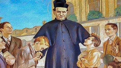 San Juan Bosco, padre y maestro de la juventud   Revista ...