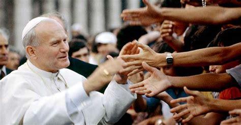 San Juan Pablo II y la política. 4 hechos notables de su ...