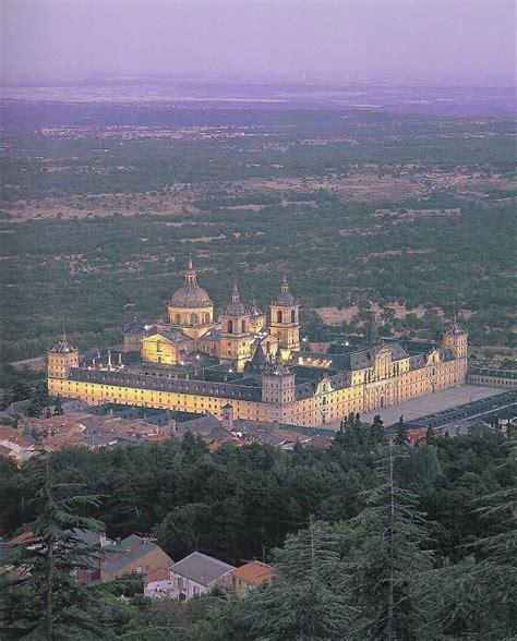 San Lorenzo de El Escorial, fue declarado UNESCO ...