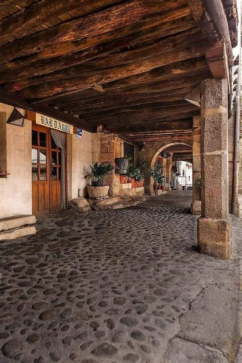 San Martín de Trevejo, Cáceres   Lugares de españa, España ...