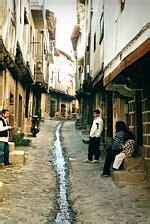 San Martín de Trevejo, pueblo de la Sierra de Gata. Cáceres.