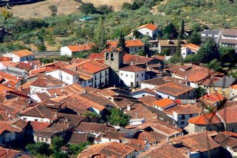 San Martín de Trevejo. Pueblos con encanto. Los Pueblos ...
