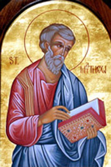 San Mateo Apostol: Biografia de San Mateo, Imagenes, Vida ...