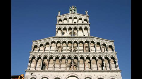 San Michele in Foro, Lucca, Tuscany, Italy, Europe   YouTube