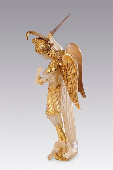 San Miguel Arcángel   Colección de Arte Virreinal y Siglo ...