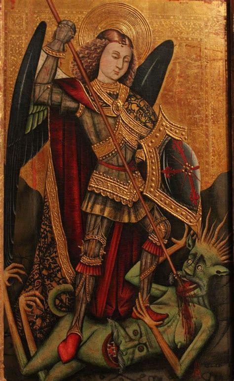 San Miguel Arcángel. | Medieval y Renacimiento | San ...