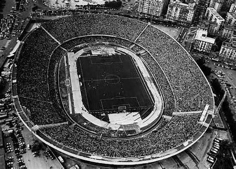 San Paolo, el templo del Napoli   Odio Eterno Al Futbol ...