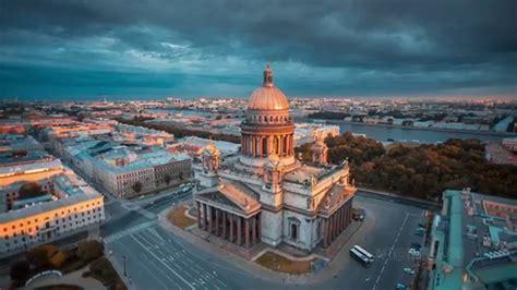 San Petersburgo a vista de pájaro   YouTube