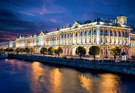 San Petersburgo, el esplendor de los zares