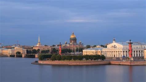 San Petersburgo, elegida la mejor ciudad de Europa