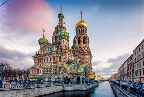 San Petersburgo, entre 5 lugares para visitar en junio