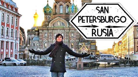 San Petersburgo, La Capital Cultural De Rusia.   YouTube