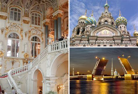 San Petersburgo: Para Sentirse Como Un Zar Entre Palacios ...