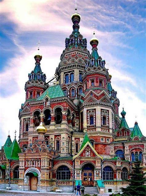 San Petersburgo Rusia | Arquitectura rusa, Castillos ...