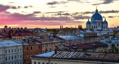 San Petersburgo se convierte en la capital rusa de la ...