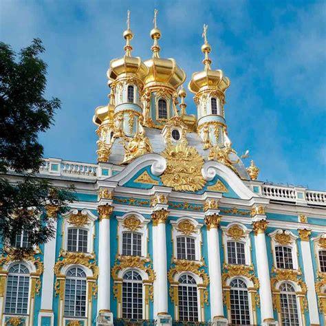San Petersburgo y Moscú   Con tren de alta velocidad ...