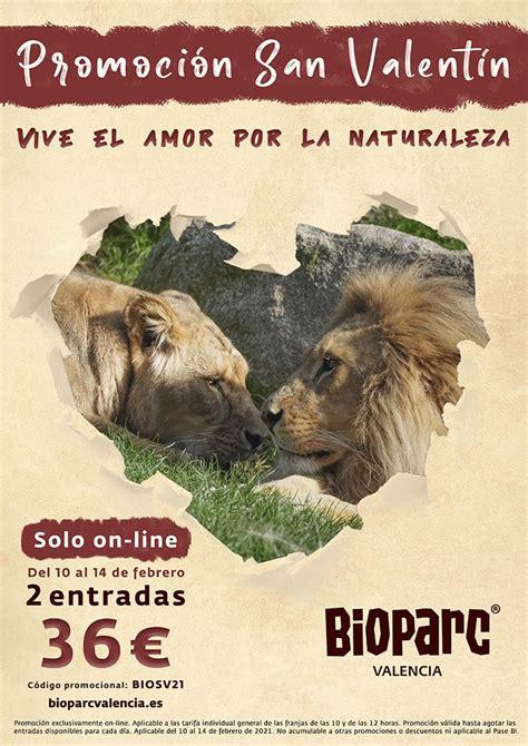 San Valentín de amor a la naturaleza salvaje en BIOPARC ...