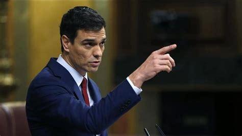 Sánchez afirma que no irá a la investidura porque le ...