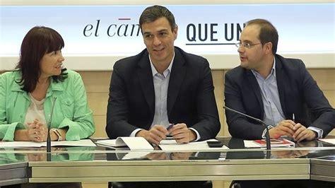 Sánchez propone que Iceta presida la Generalitat de Cataluña