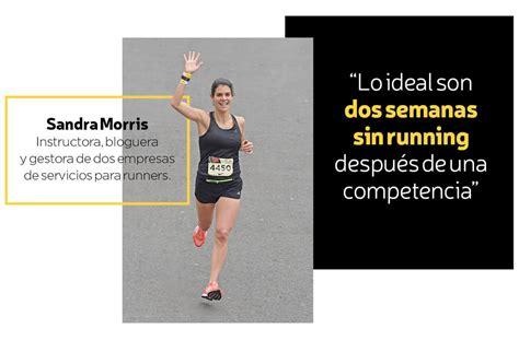 """Sandra Morris: """"No es un reto fácil, pero se puede lograr ..."""