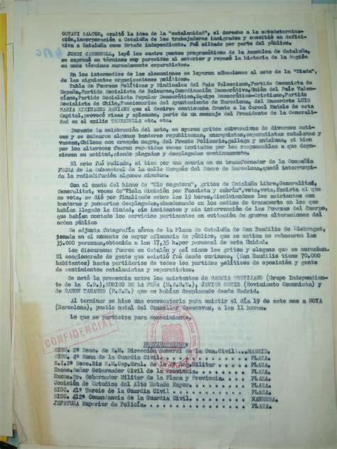 Sant Boi 76, informe confidencial sobre la primera Diada ...