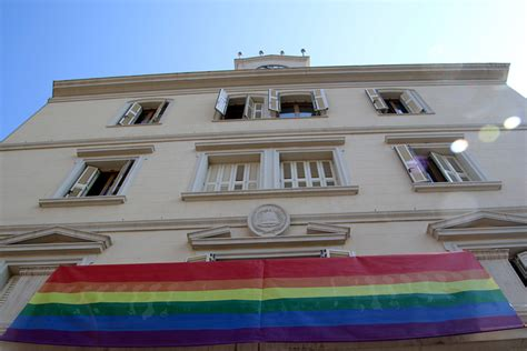 Sant Boi celebra el Día Internacional contra la LGTBIfobia