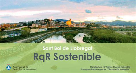 Sant Boi, dos veces premiada como ciudad sostenible | R5R