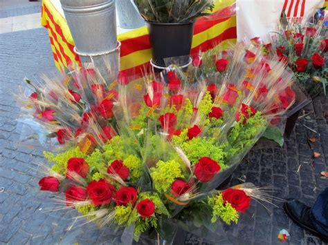 Sant Jordi   a.k.a. Catalan Valentine s Day   Barcelona Blonde
