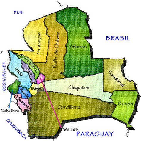 Santa Cruz de La Sierra   Historia   Turismo   Mapas y ...