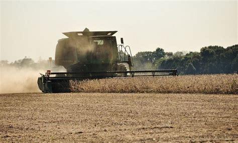 Santa Fe: comenzó la cosecha de soja de primera con buenas ...