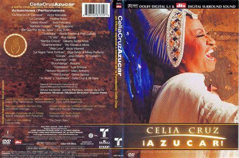 Santa Fe Peliculas: Celia Cruz ¡Azucar! 2004