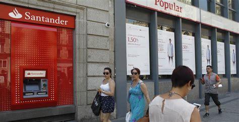 Santander comienza a compensar a 115.000 accionistas de ...