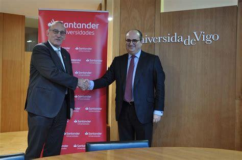 Santander destinará 1,4 millones de euros a la Universidad ...