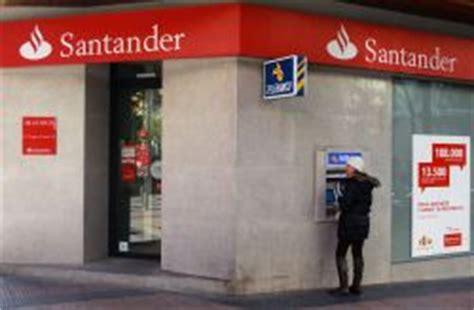 Santander España se reordena y crea un área de banca ...