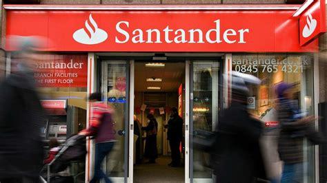 Santander ha ejecutado ya el 30% del ERE que afectará a 3 ...