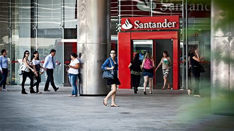 Santander isentará clientes de alta renda de taxas sobre ...