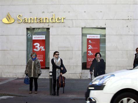 Santander lanza una cuenta bancaria para los clientes ...