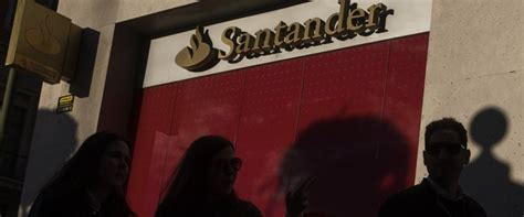 Santander propone un ERE de más de 2.000 personas en los ...