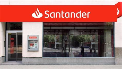Santander sugiere la presencia de cajeros en las zonas ...
