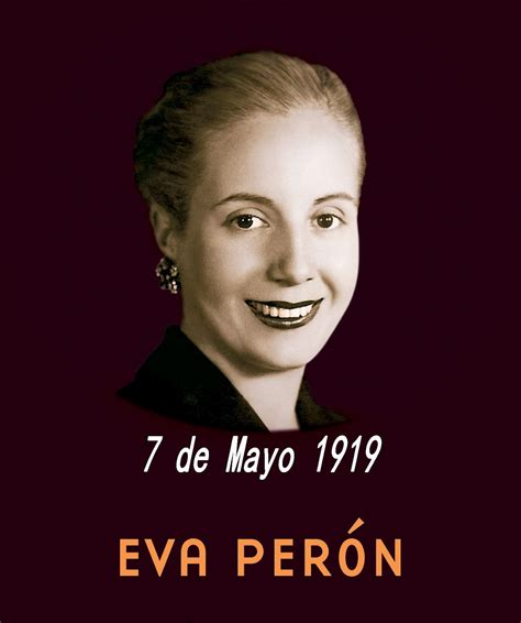 Santiago 24 hs.: Eva Peron