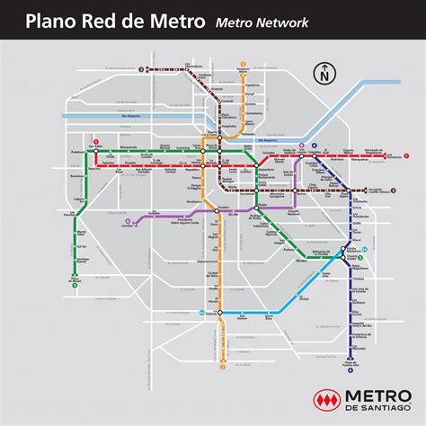 "Santiago ganó el ""mundial"" de mapas de metro   enelSubte.com"