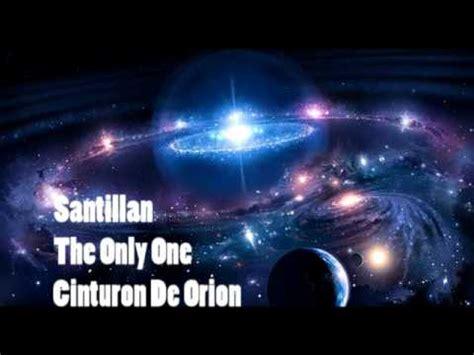Santillan The Only One El Cinturon De Orion  SCK PROD ...