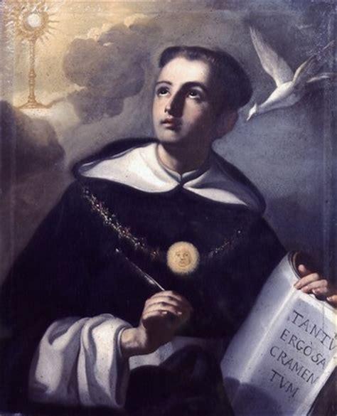 Santo di oggi: San Tommaso d'Aquino Sacerdote e dottore ...