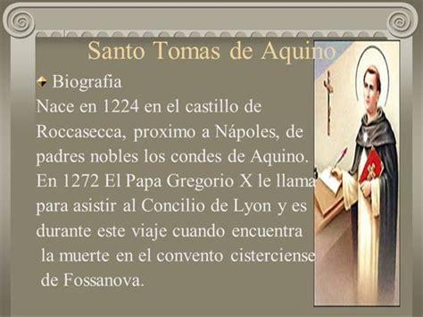 Santo Tomas de Aquino |authorSTREAM