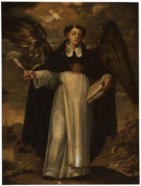Santo Tomás de Aquino   Colección   Museo Nacional del Prado